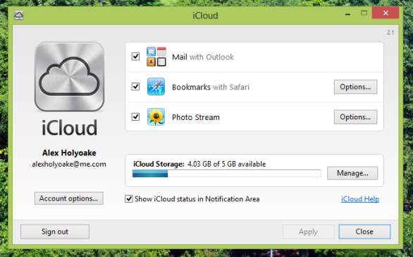 iCloud - No Real Changes