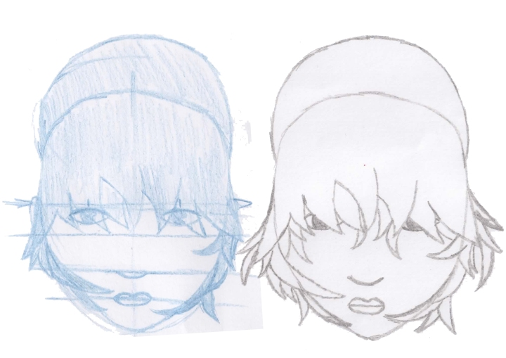 Drawing Toph