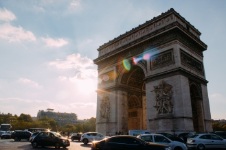 Arc In Daylight
